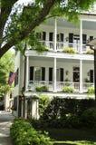 Südliche Architektur, Charleston, Sc lizenzfreie stockfotografie