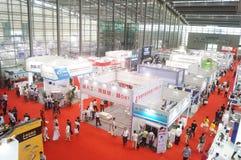 2016 südliche China internationale industrielle Automatisierungs-Ausstellungseröffnung Lizenzfreie Stockfotos