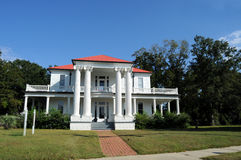 Südliche Villa Stockbilder