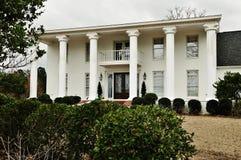 Südliche Villa Stockfotografie