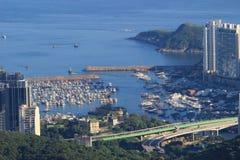 Südlicher Bezirk von Hong Kong Lizenzfreie Stockfotos