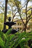 Südlicher Garten stockfoto