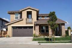 Südliches CA-Haus 3 lizenzfreies stockbild