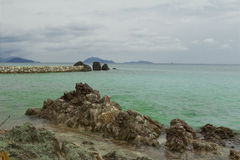 Südost-Aziya. Lizenzfreies Stockbild