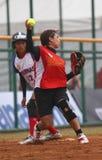 Südostasiatische Spiele in Palembang Stockfotos