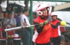 Südostasiatische Spiele in Palembang Lizenzfreies Stockfoto
