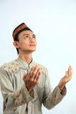 Südostasien-Moslems stockfotos