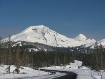 Südschwester Oregon Lizenzfreies Stockfoto