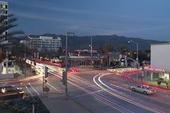 Südsee-Geschäftsgebiet in Pasadena Stockfoto