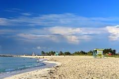 Südstrand Miami Lizenzfreies Stockfoto