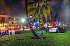 Südstrand Miami, Florida Lizenzfreies Stockfoto