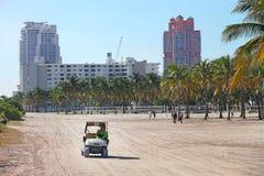 Südstrand Miami, Florida Lizenzfreies Stockbild