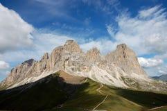 Südtirol-Landschaft. lizenzfreies stockfoto