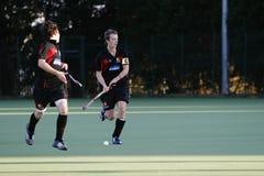 Südwales-Hockey-Liga Stockfotos