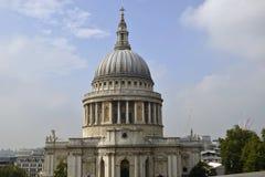 Südwestansicht von London England Lizenzfreie Stockfotos