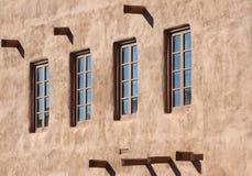 Südwestarchitektur Lizenzfreies Stockfoto