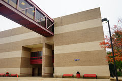Südwesten Tennessee Community College Lizenzfreie Stockfotografie