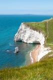 Südwestküstenweg, Dorset Lizenzfreie Stockfotografie
