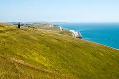 Südwestküstenweg, Dorset Lizenzfreie Stockfotos