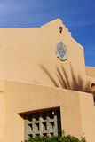 Südwestliche Architektur Stockfoto