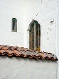 Südwestliche Architekturdetails Lizenzfreies Stockfoto