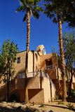 Südwestliche Arthotelgebäude Stockfotos