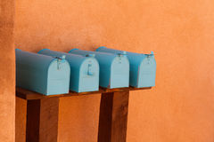 Südwestliche Mailbox Stockbilder
