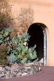 Südwestliche Tür Stockfotografie