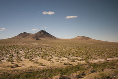 Südwestwüsten-Hügel Stockfotos