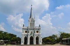 Sühnende Kirche der Anbetung bei Thailand stockbilder
