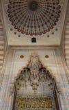 Süleymaniye-Moschee - Istanbul Lizenzfreie Stockfotos
