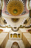 Süleymaniye Mosque Royalty Free Stock Images