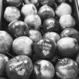 Sündige Frucht stockbilder