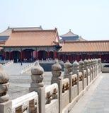 sąd miasta gates wewnętrznego Obrazy Royalty Free