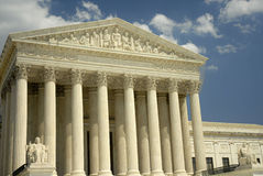 sąd najwyższy Obraz Royalty Free