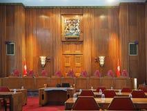 sąd najwyższy canada obraz stock