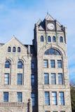 Sąd Najwyższy w St John ` s, wodołaz obrazy royalty free