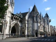sądy królewską sprawiedliwości Zdjęcie Royalty Free
