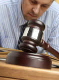 sędzia obraz royalty free