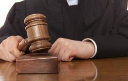 Sędzia zdjęcia royalty free