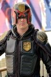 Sędzia Dredd zdjęcia royalty free