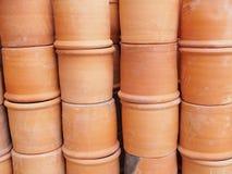 Słój puszkuje wazę Obraz Stock
