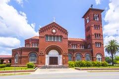 Sławna katedra niepokalany obrazy stock