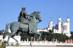 Sławna statua Fotografia Stock