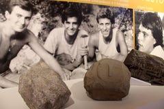 Sławne sfałszowane głowy Modigliani fotografia royalty free