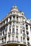 Sławnego i ładnego xix wiek historyczny Europejski budynek Zdjęcie Royalty Free