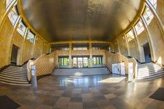 Sławni IG farben dom, poprzedni używać Fotografia Stock