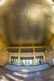 Sławni IG farben dom, poprzedni używać USA ręka jak lokują Zdjęcie Royalty Free