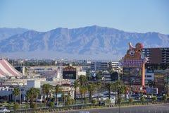 Sławny Cyrkowy cyrk Las Vegas zdjęcie stock