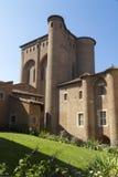 Albi Tuluza Lautrec muzeum Zdjęcie Royalty Free